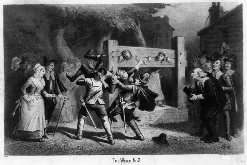 Torturing Witches