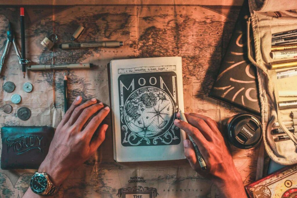 astrology in wicca