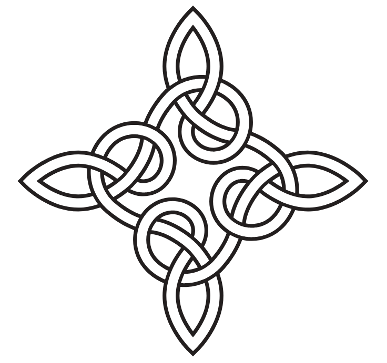 The Witch's Knot Symbol