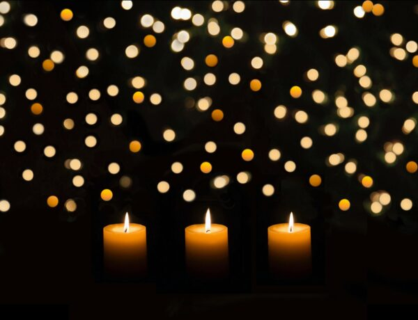 candles and lights